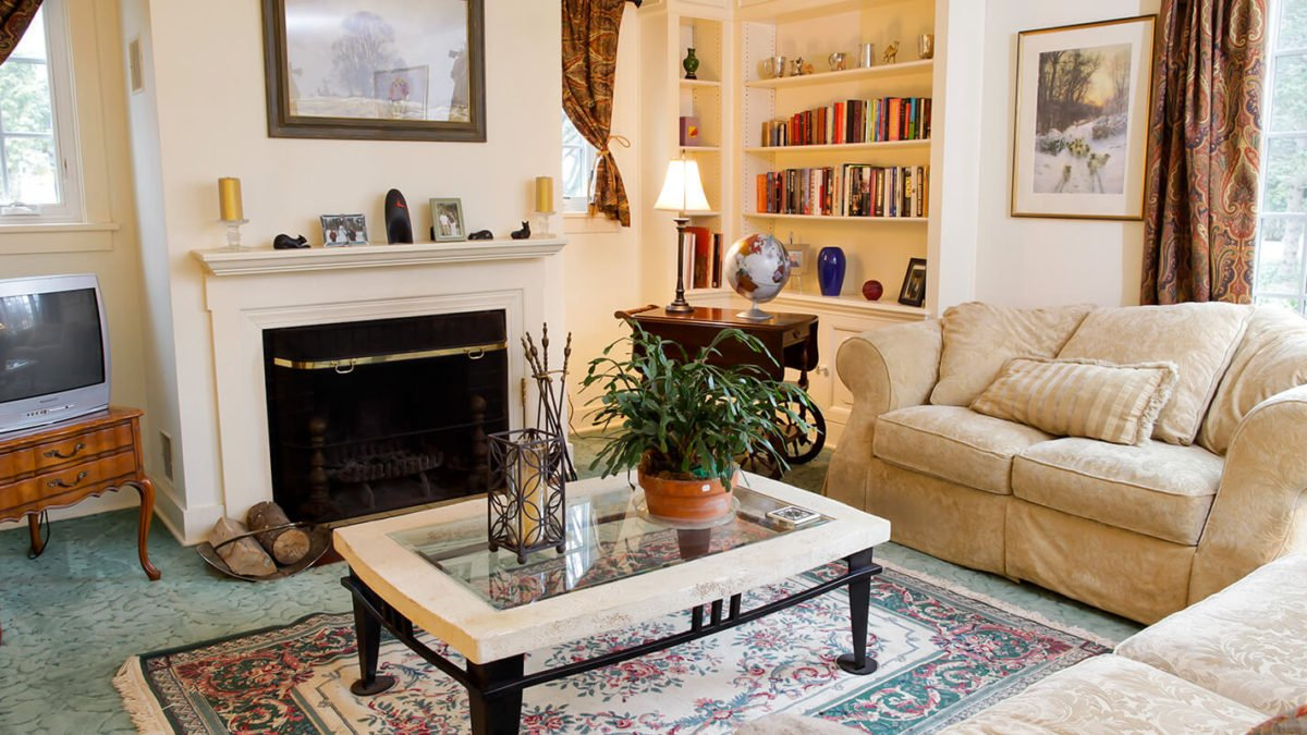 Dowdeswell Living room Renovation