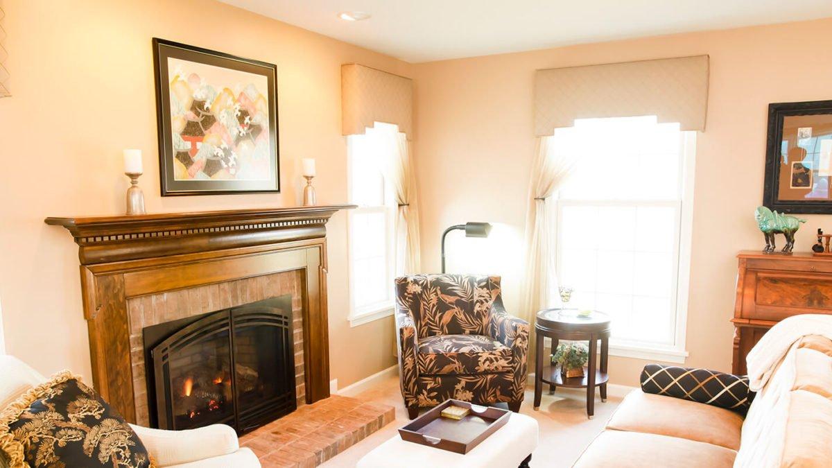 Hashman living room remodel