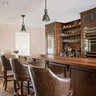 kitchen remodel - bar
