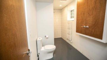 Aron Tile Bathroom Remodel