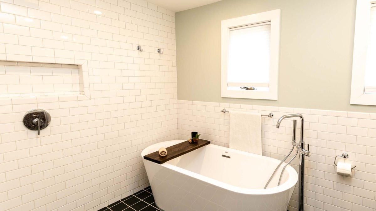 Aron Bathroom remodel