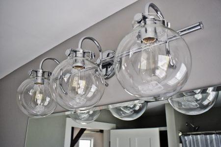 bathroom renovations - bathroom lights