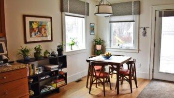 Anzelloti dining room Renovation