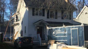 Anzelloti Exterior Home Renovation