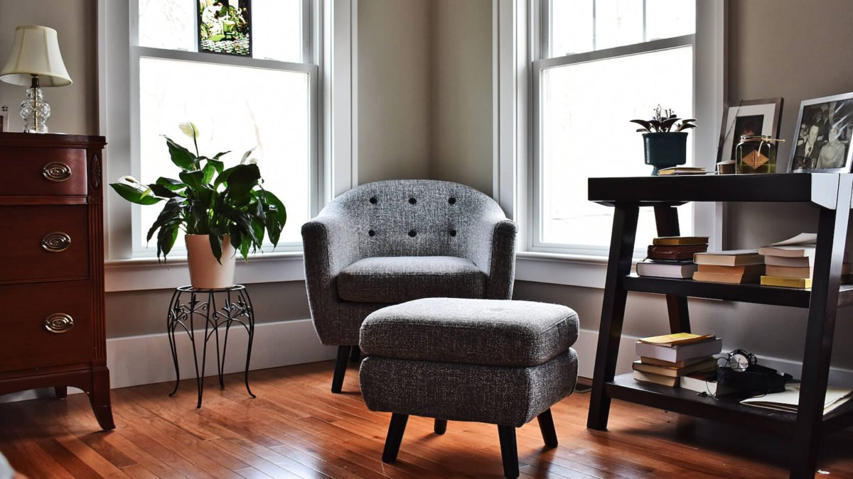 Anzelloti living room Renovation