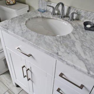 Anzelloti Bathroom Renovation